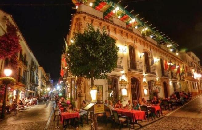 navidades en Marbella